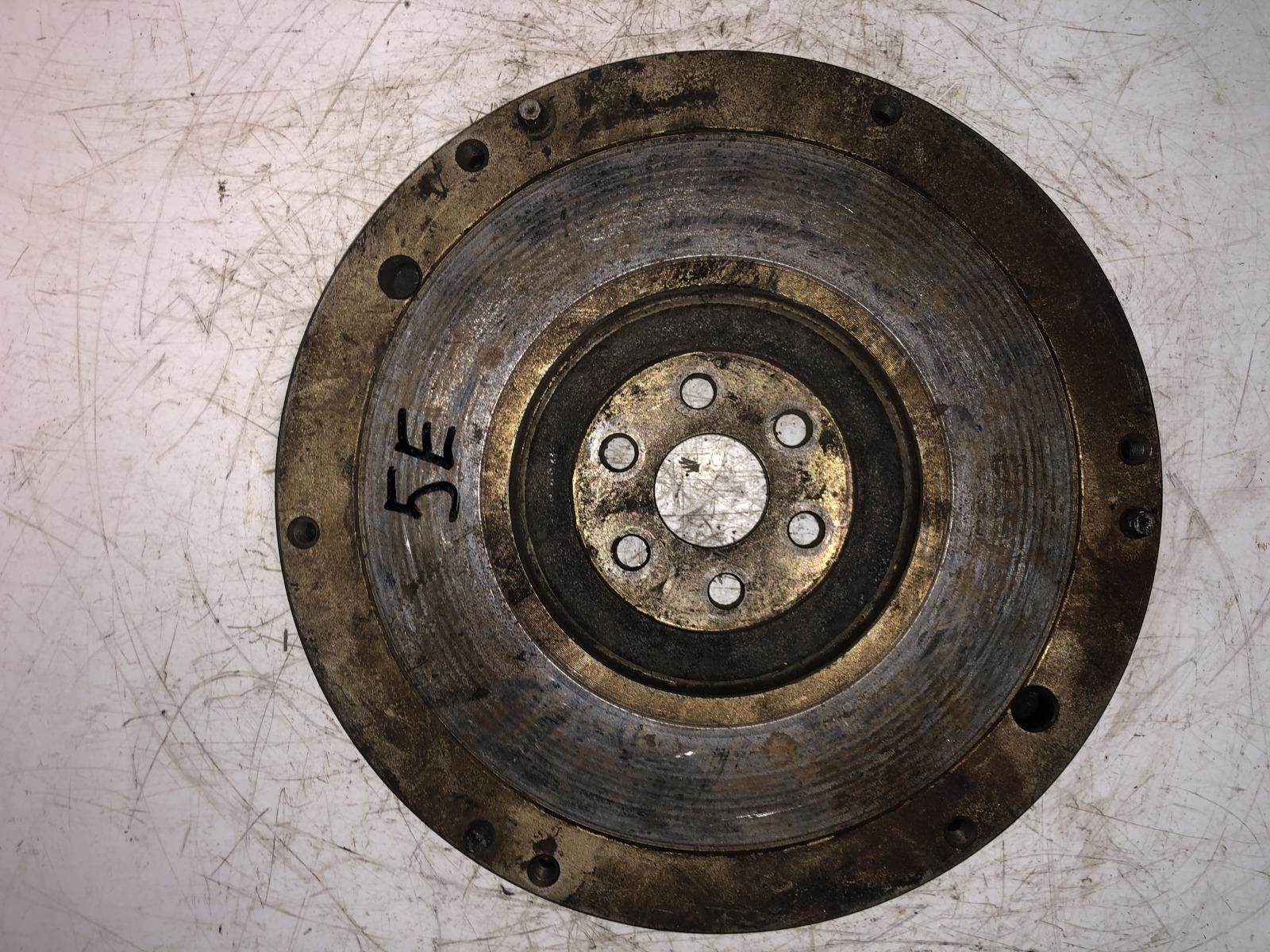 Маховик Toyota Corolla EE104 5E-FE (б/у)