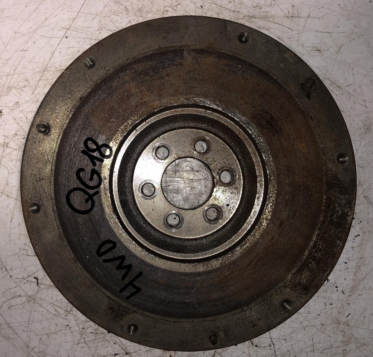 Маховик Nissan Sunny B15 QG18DE (б/у)