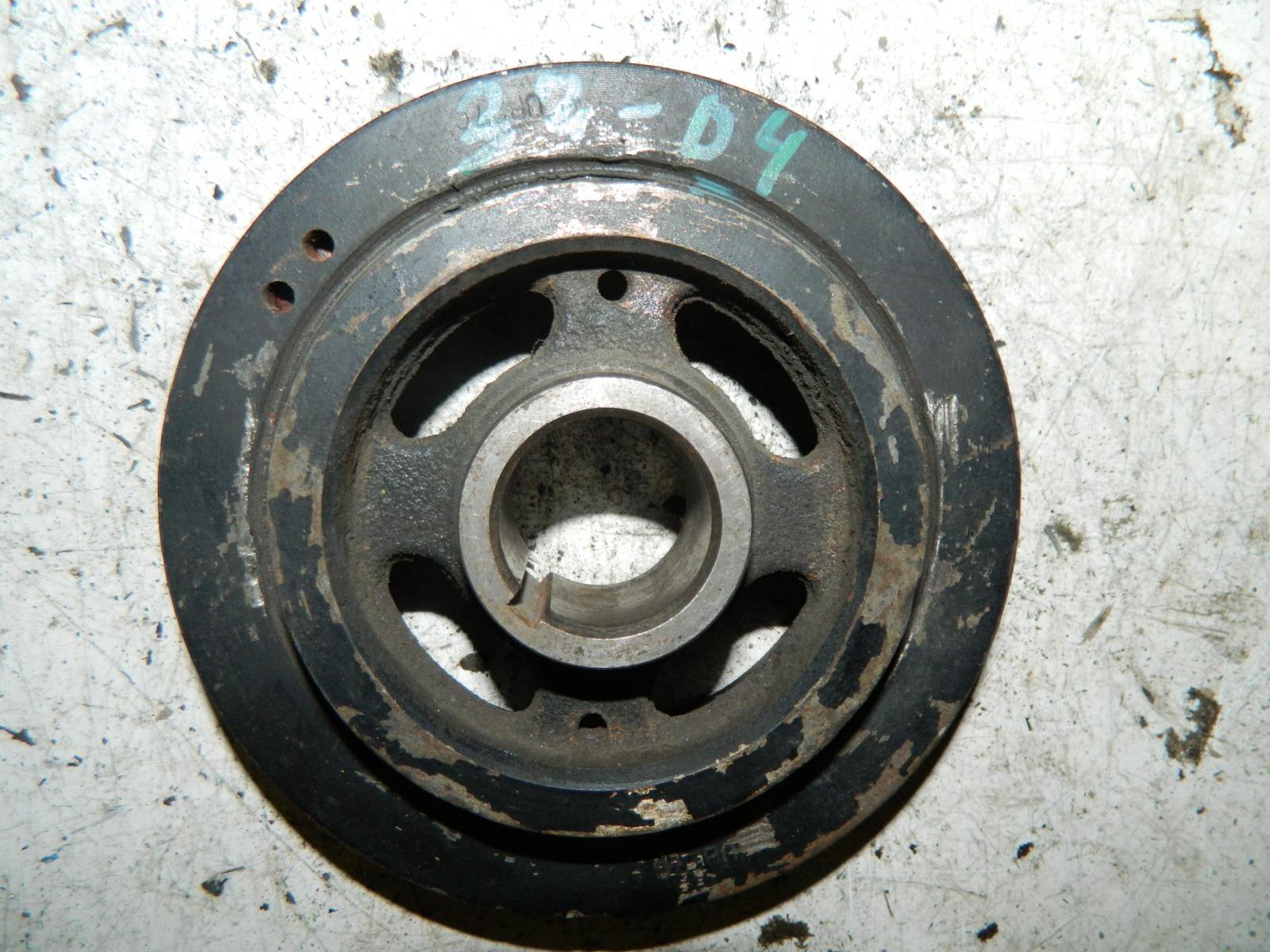 Шкиф коленвала Toyota Corona Premio ST210 3S-FSE (б/у)