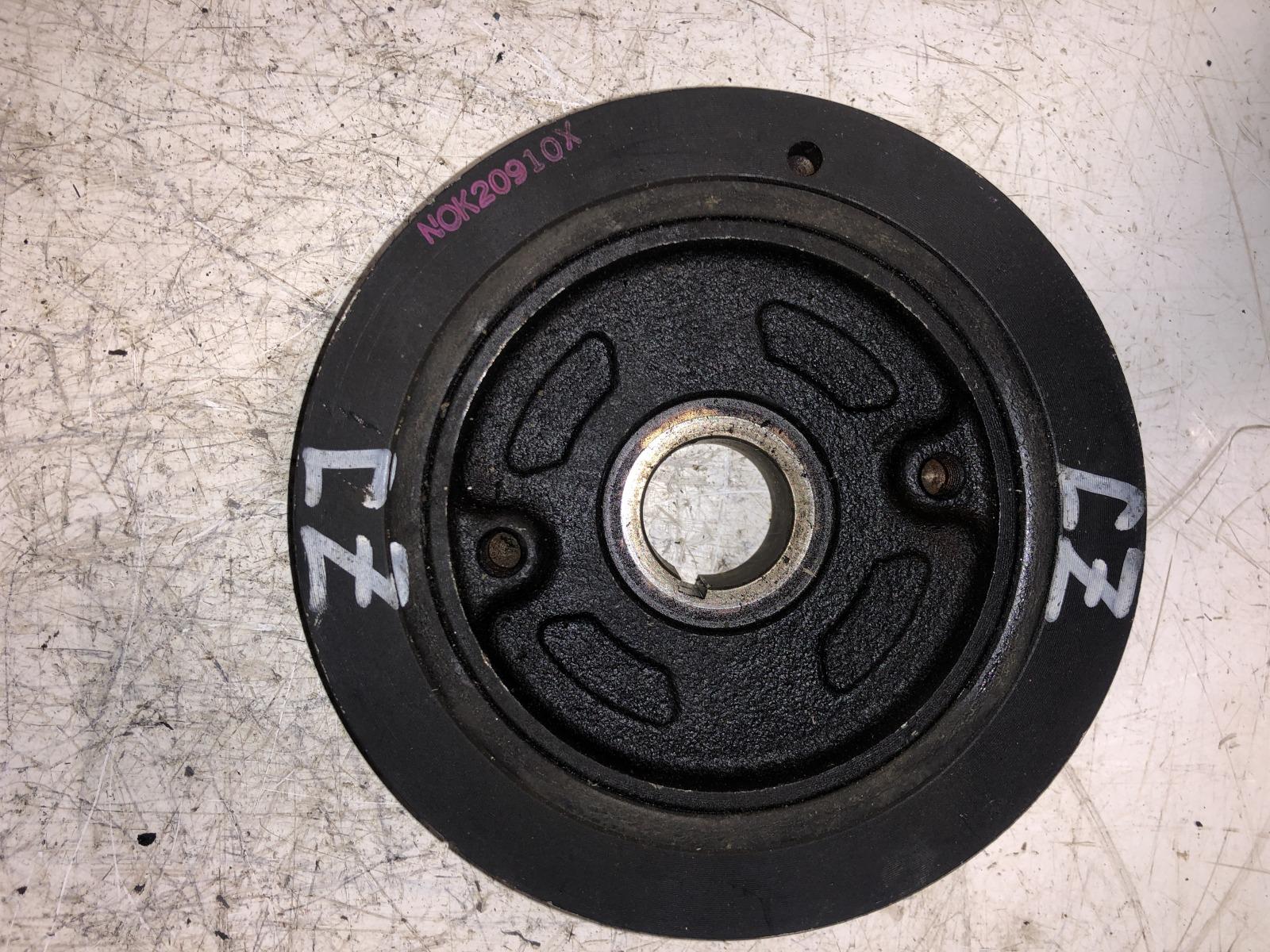 Шкив коленвала Mazda Demio DY3W ZJ-VE (б/у)