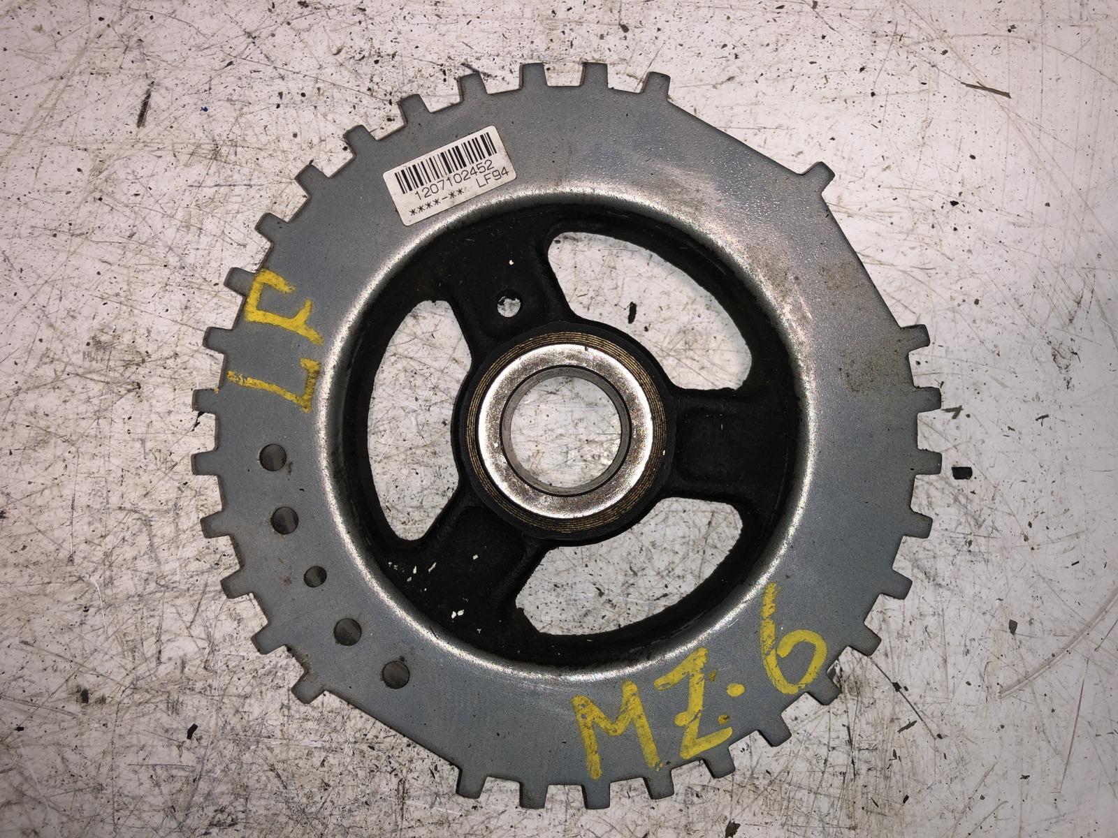 Шкив коленвала Mazda Mazda 6 GHEFW LF-VD (б/у)