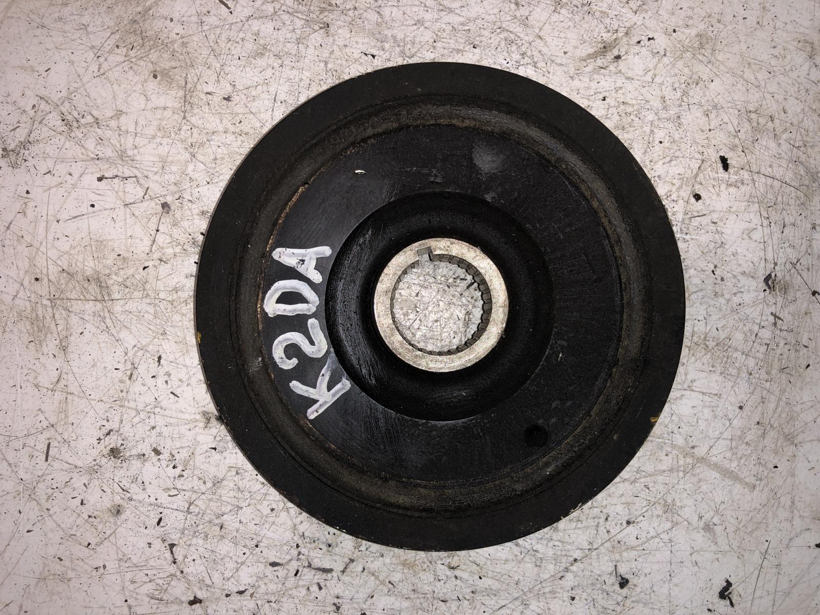 Шкив коленвала Honda Civic EU1 K20A (б/у)