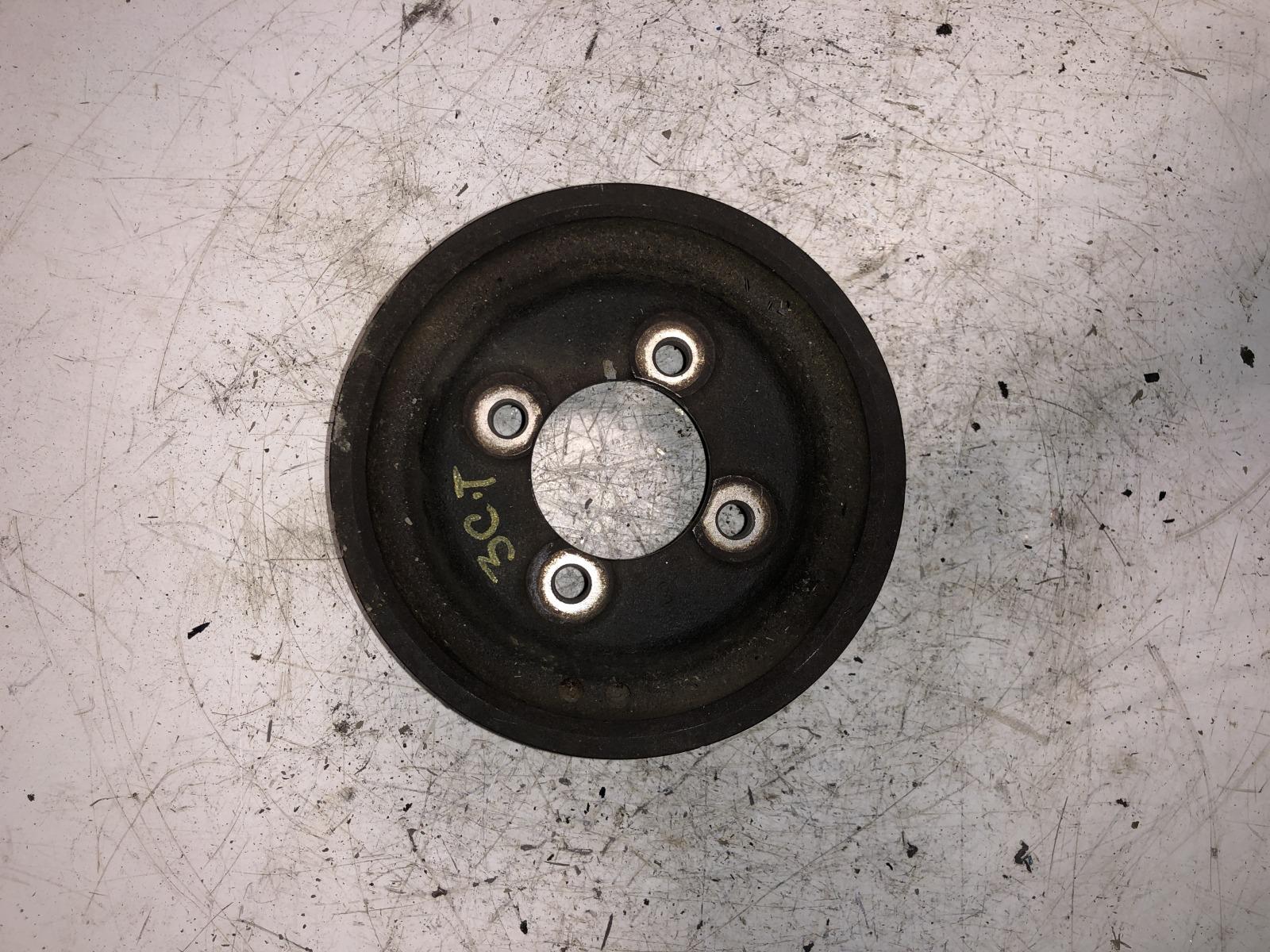 Шкив коленвала Toyota Estima Lucida CXR20 3C-T (б/у)