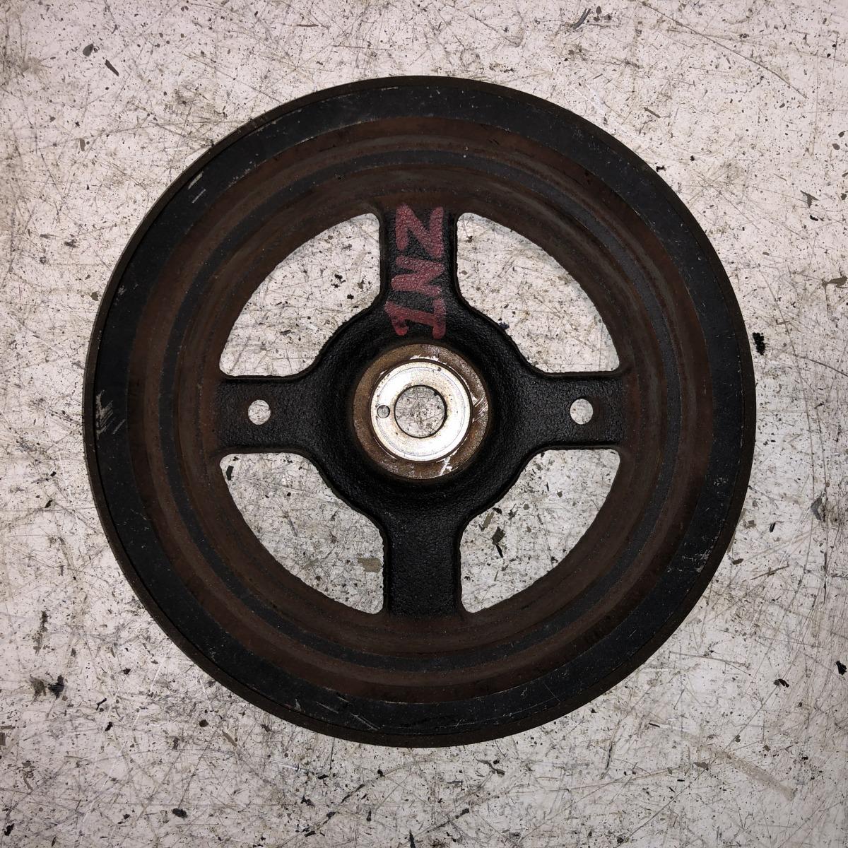 Шкив коленвала Toyota Vitz NCP10 1NZ-FE (б/у)