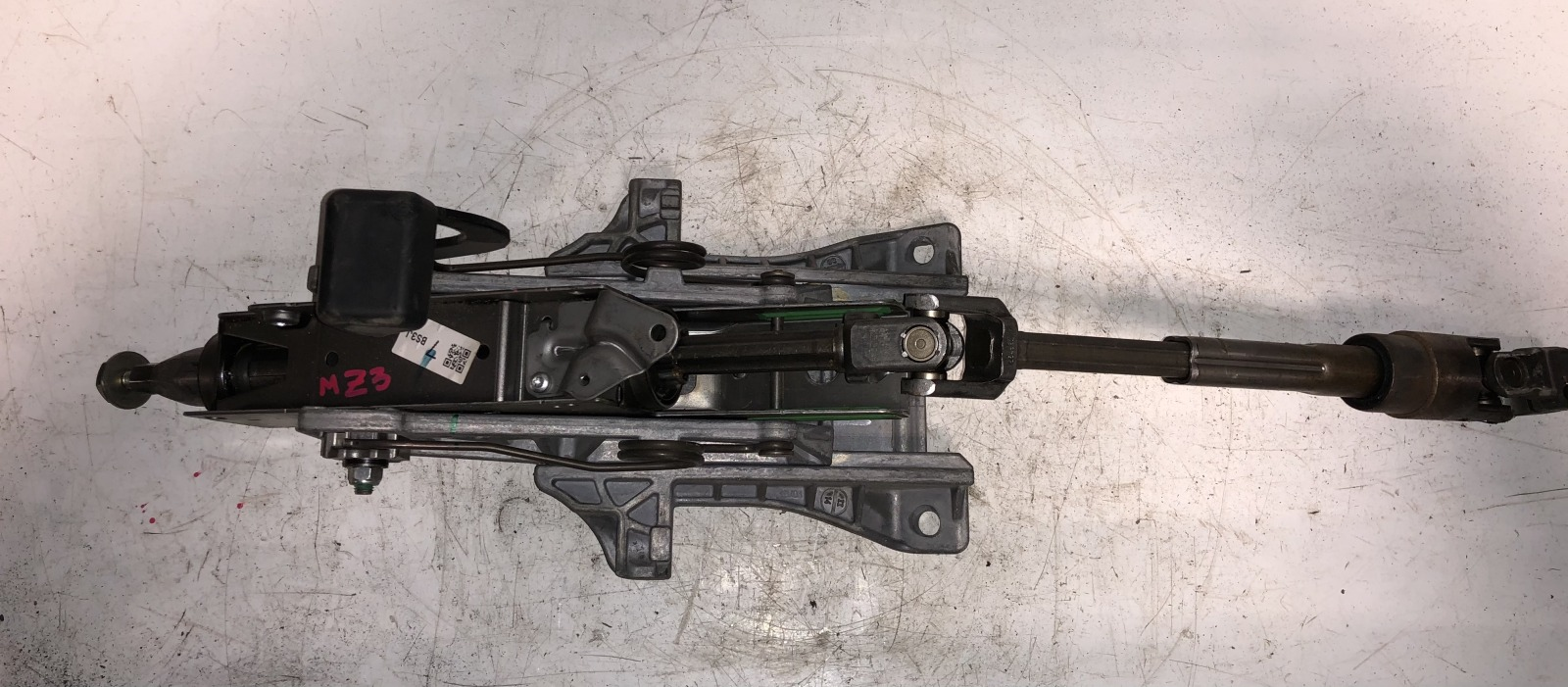 Рулевая колонка Mazda 3 BK (б/у)