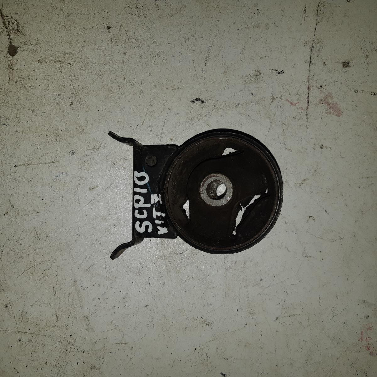 Подушка двигателя Toyota Vitz SCP10 (б/у)