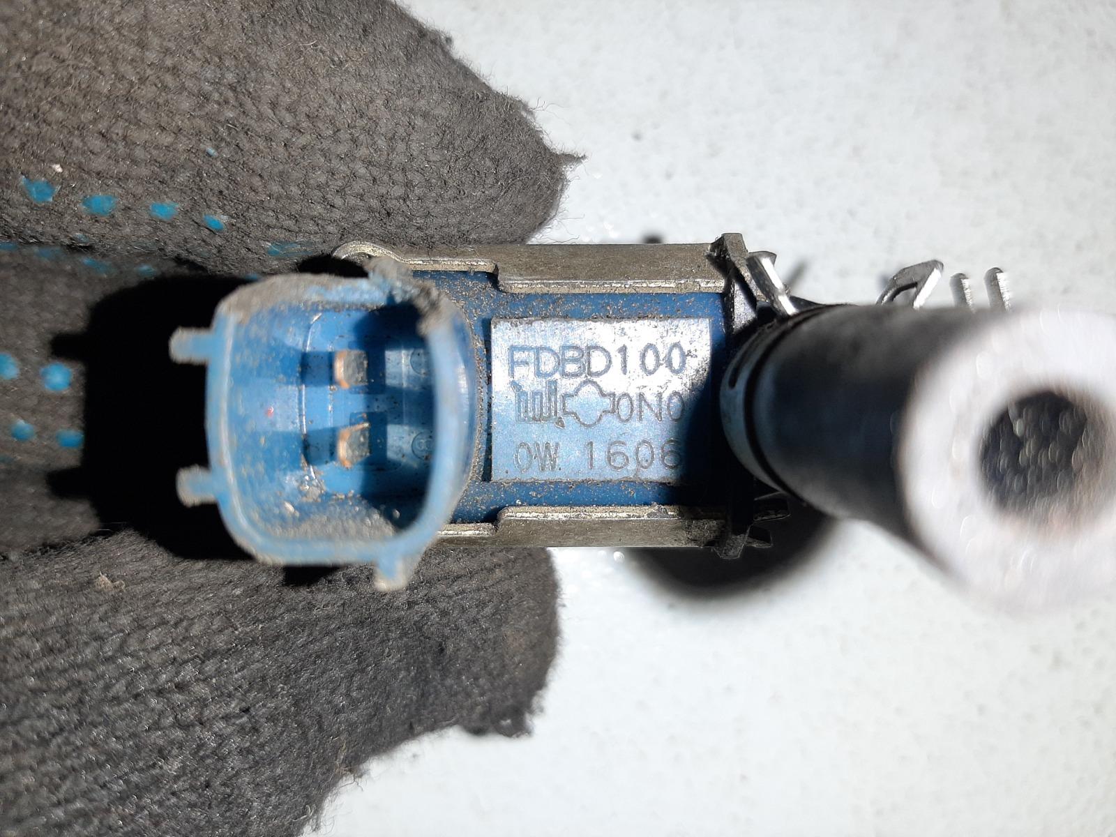 Датчик вакуумный Nissan Primera P11 QG18DE (б/у)