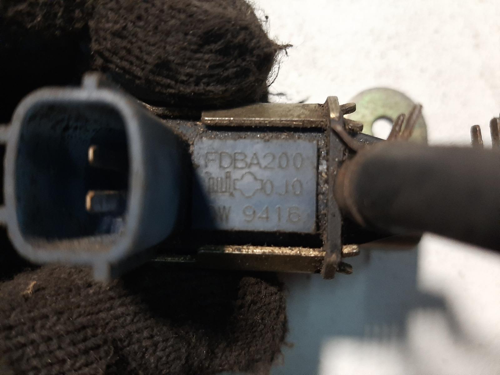 Датчик вакуумный Nissan Bluebird QU14 QG18 DE (б/у)