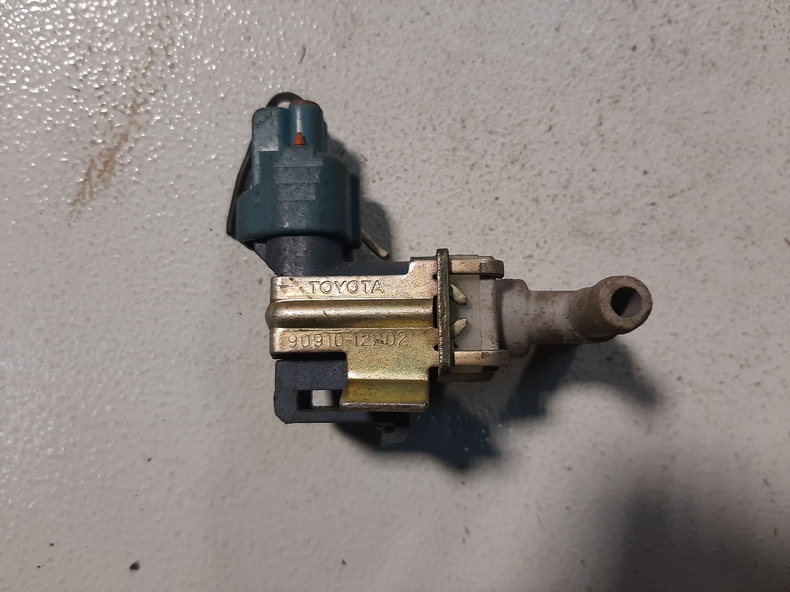 Датчик вакуумный Toyota Platz NCP10 1NZ-FE (б/у)