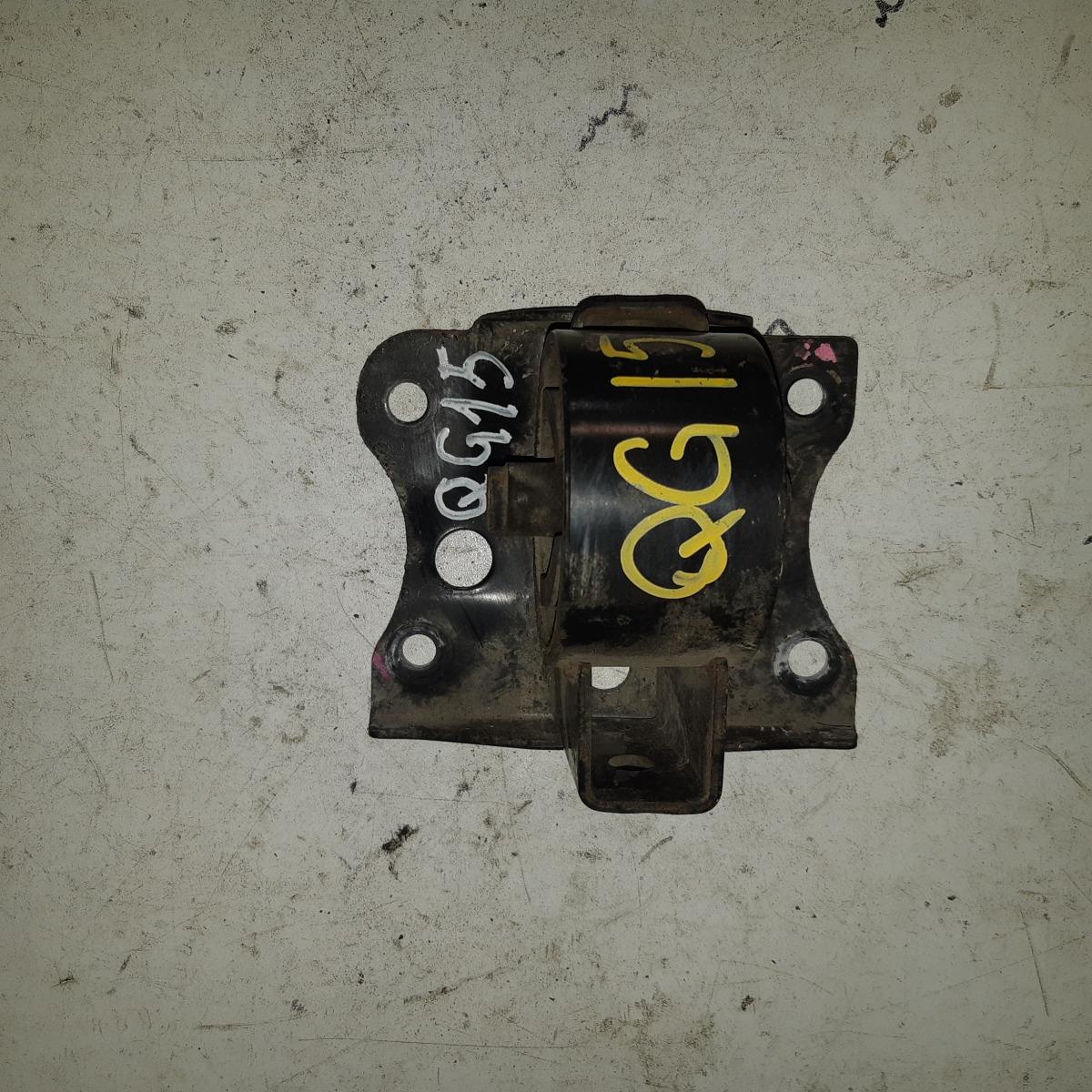 Подушка двигателя Nissan Sunny B15 QG15 (б/у)