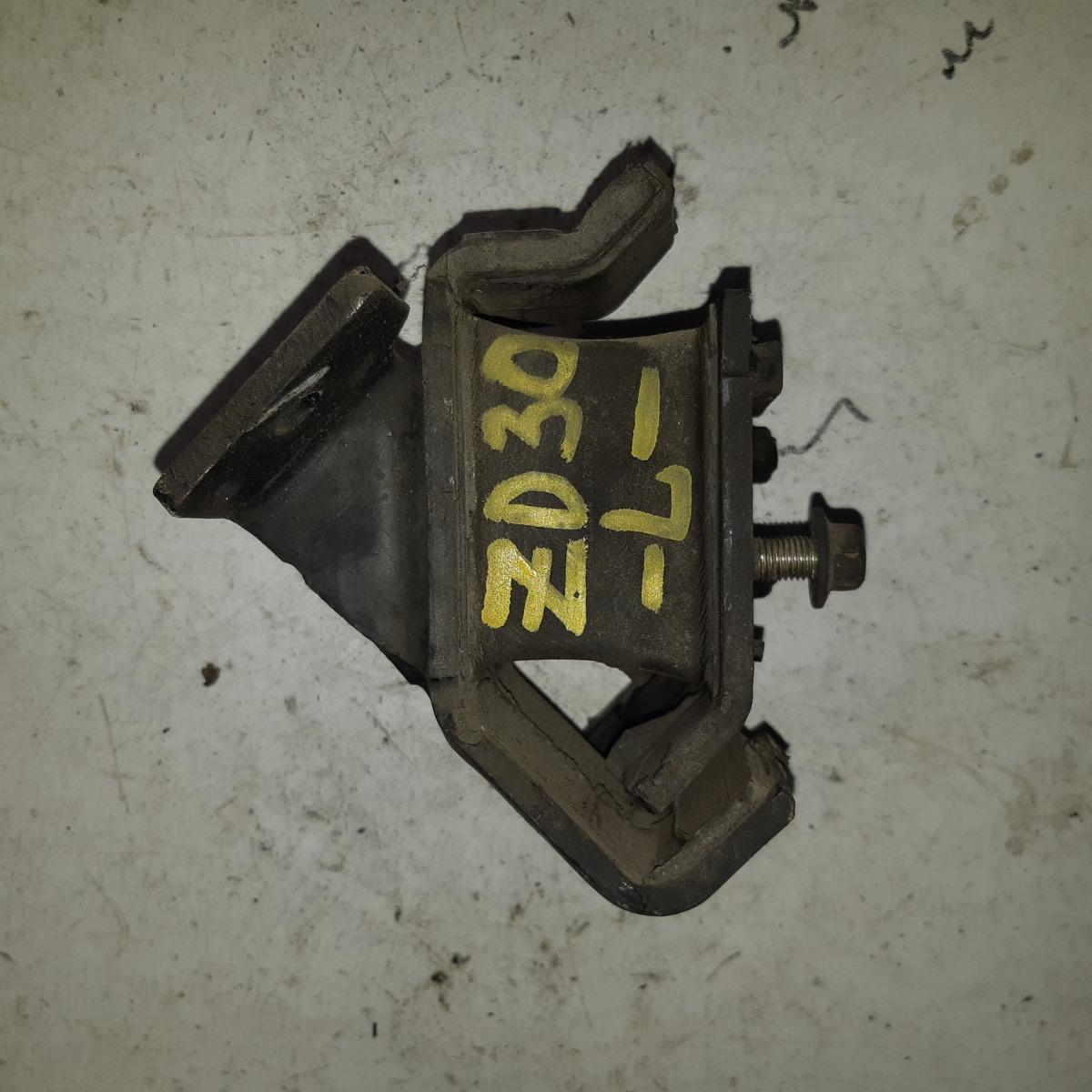 Подушка двигателя Nissan Elgrand ZD30 левая (б/у)
