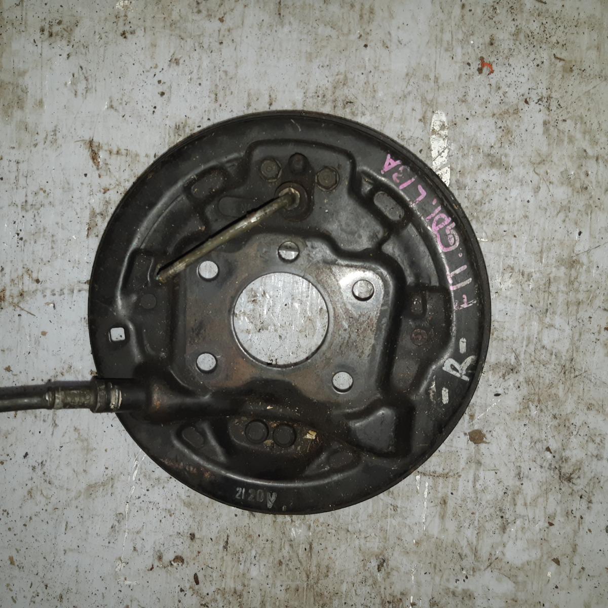 Защита ступицы Honda Fit GD1 задняя правая (б/у)