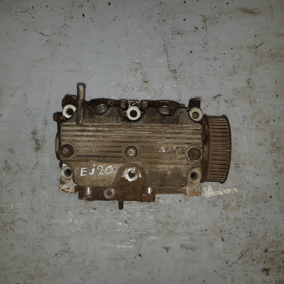 Головка блока цилиндров Subaru Forester EJ20 правая (б/у)