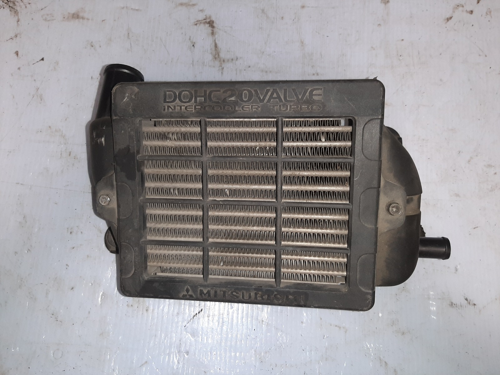 Интеркулер Mitsubishi Pajero Mini H53A 4A30 (б/у)