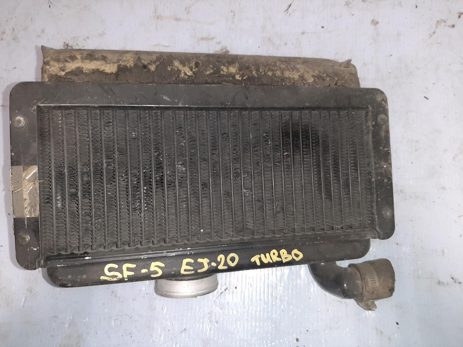 Интеркулер Subaru Forester SF5 EJ205 (б/у)