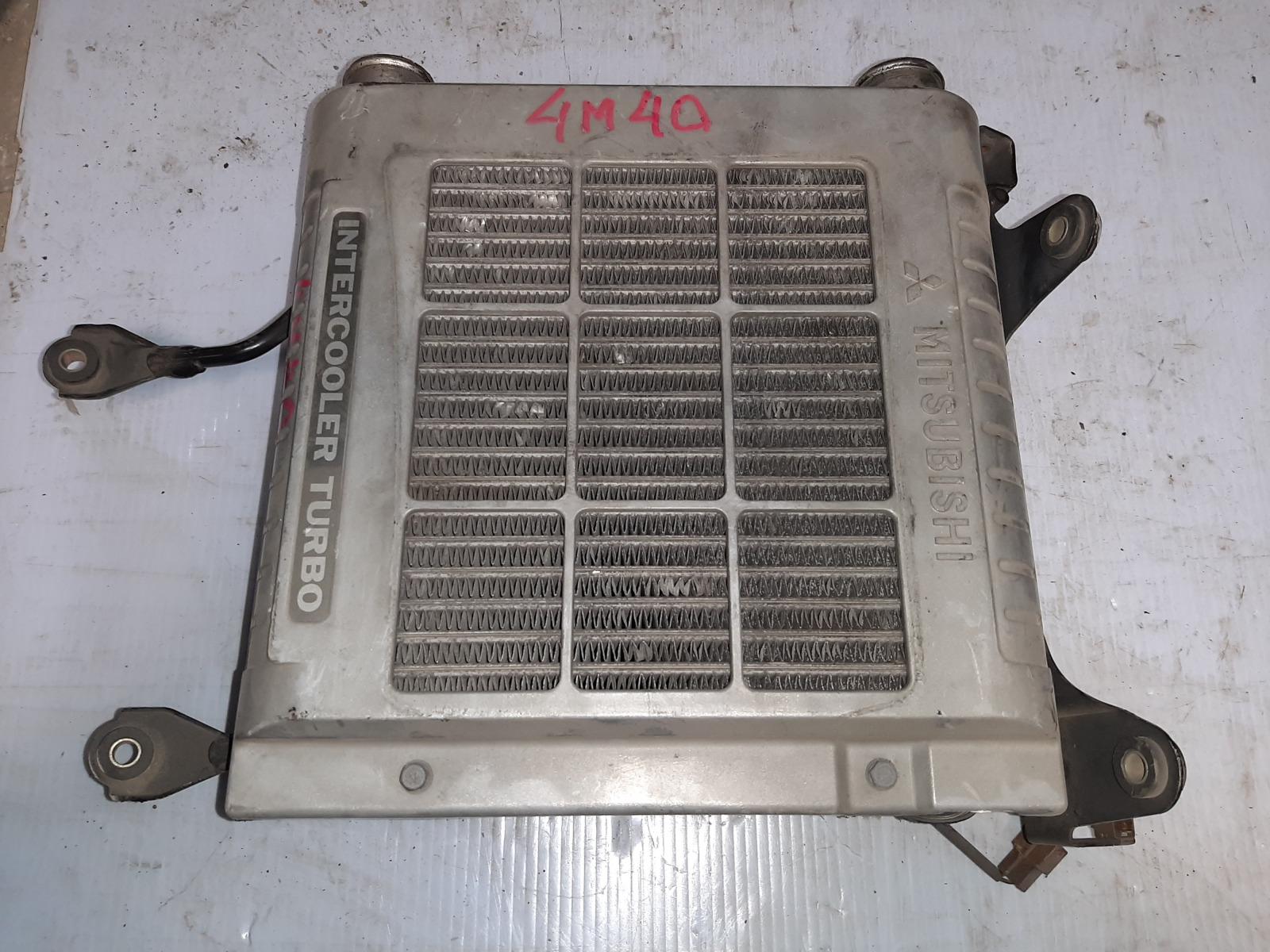 Интеркулер Mitsubishi Delica PE8W 4M40 (б/у)