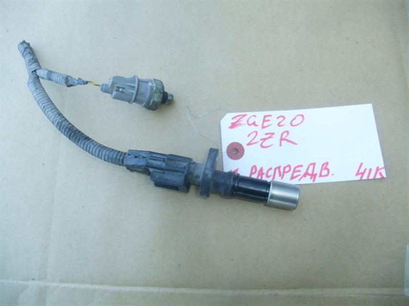 Датчик положения распредвала Toyota Wish ZGE20 2ZR-FAE (б/у)