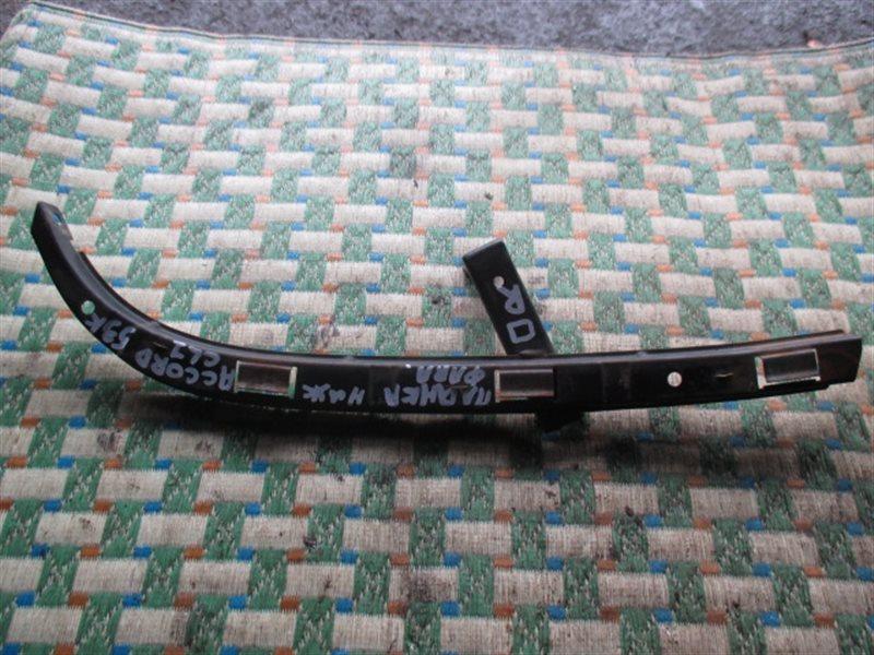 Планка под фары Honda Accord CL1 правая (б/у)
