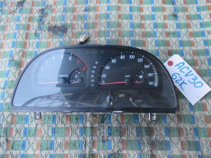 Спидометр Toyota Camry ACV30 (б/у)