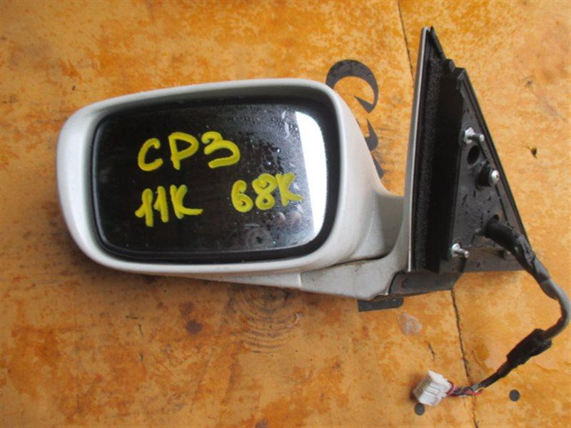 Зеркало Honda Inspire CP3 левое (б/у)