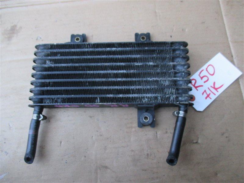Радиатор масляный Nissan Terrano R50 QD32 (б/у)