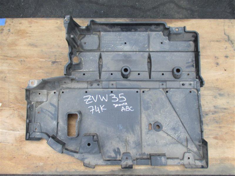 Защита двигателя Toyota Prius ZVW35 (б/у)