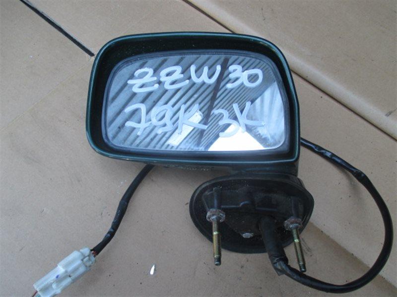 Зеркало Toyota Mr-S ZZW30 левое (б/у)