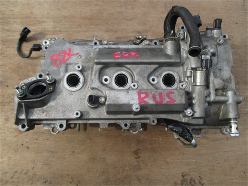 Головка блока цилиндров Lexus Gs450H GWS191 2GR-FSE (б/у)