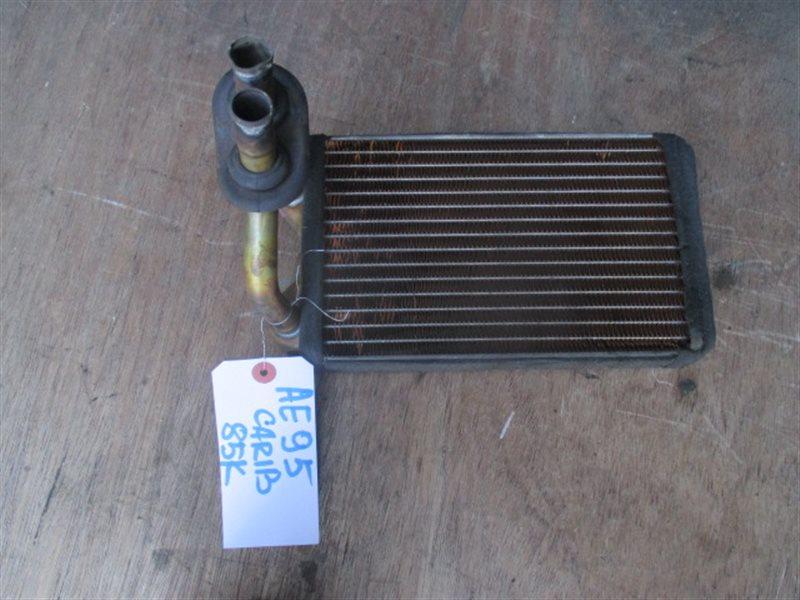 Радиатор печки Toyota Carib AE95 (б/у)