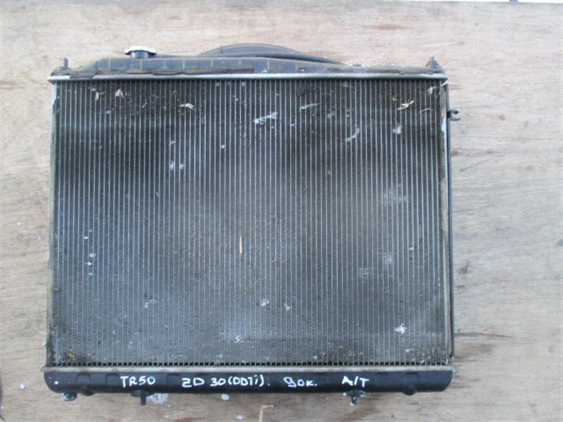 Радиатор основной Nissan Terrano R50 ZD30-DDTI (б/у)