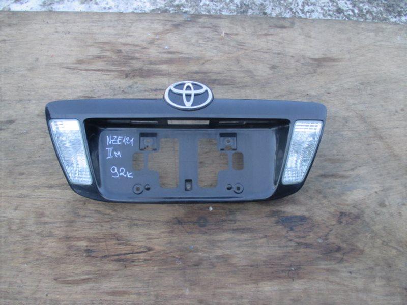 Планка багажника Toyota Corolla NZE121 (б/у)