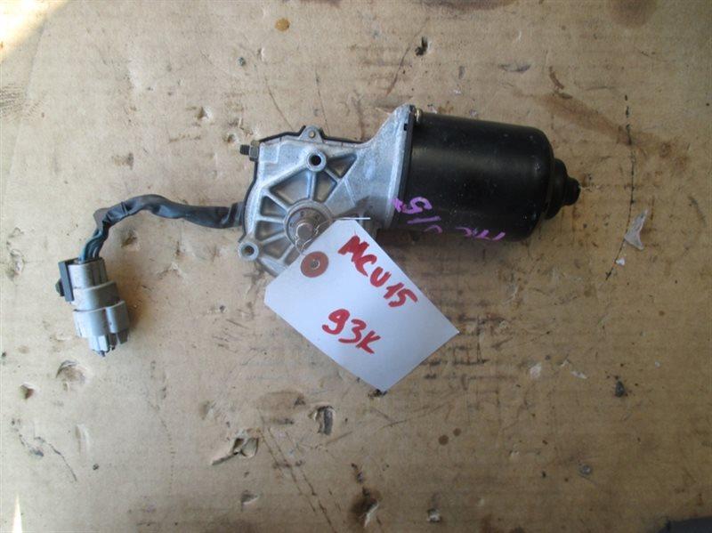 Мотор дворников Toyota Harrier MCU15 (б/у)