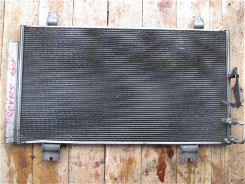 Радиатор кондиционера Toyota Mark X GRX125 (б/у)