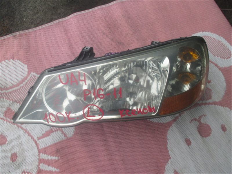 Фара Honda Inspire UA4 левая (б/у)