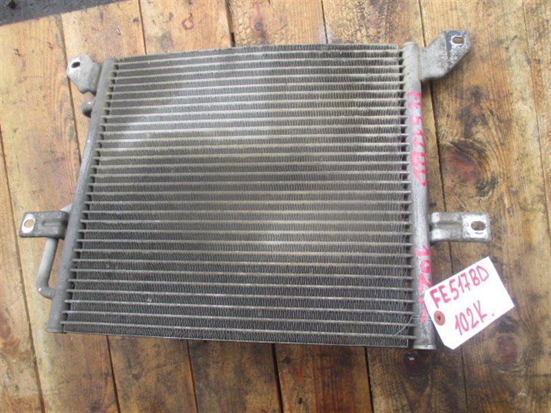 Радиатор кондиционера Mitsubishi Canter FE517BD (б/у)