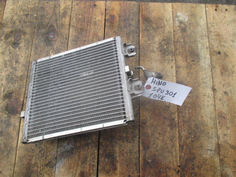 Радиатор кондиционера Hino Dutro XZU301 (б/у)