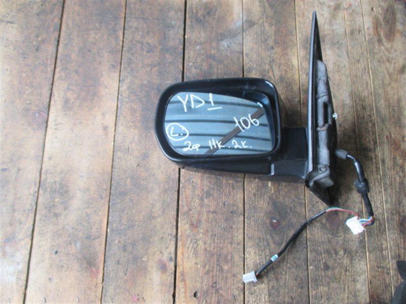 Зеркало Honda Mdx YD1 левое (б/у)