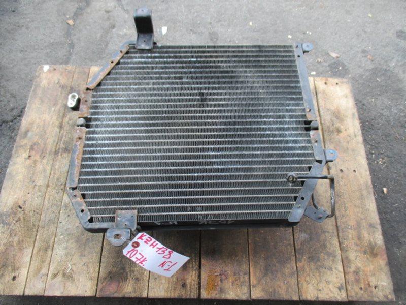 Радиатор кондиционера Toyota Hiace KZH138 (б/у) № 1