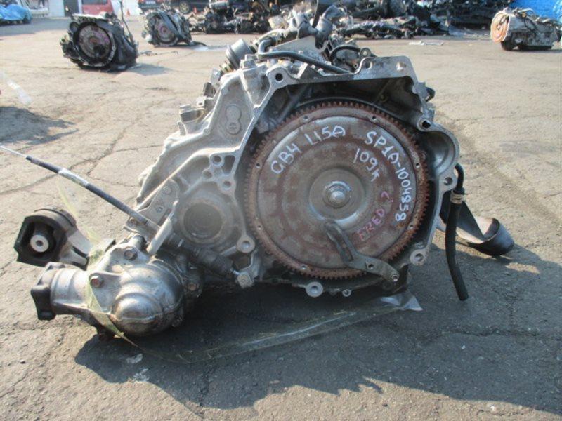 Акпп Honda Freed GB4 L15A (б/у)