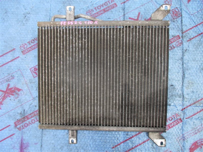 Радиатор кондиционера Mitsubishi Canter FE562C (б/у)