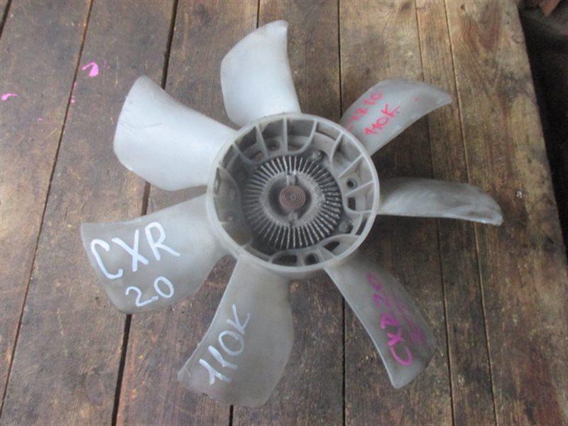 Вентилятор с вискомуфтой Toyota Estima CXR20 (б/у)