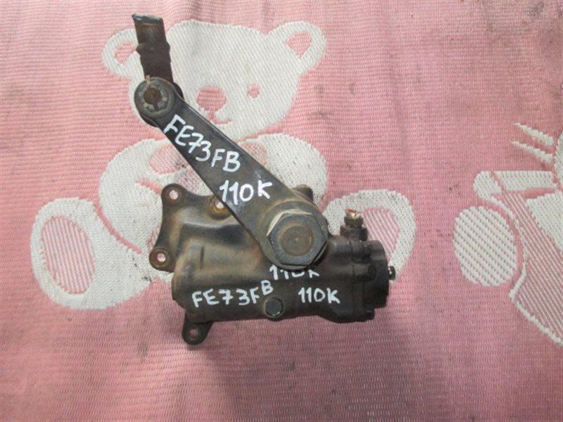 Рулевой редуктор Mitsubishi Canter FE73FB (б/у)