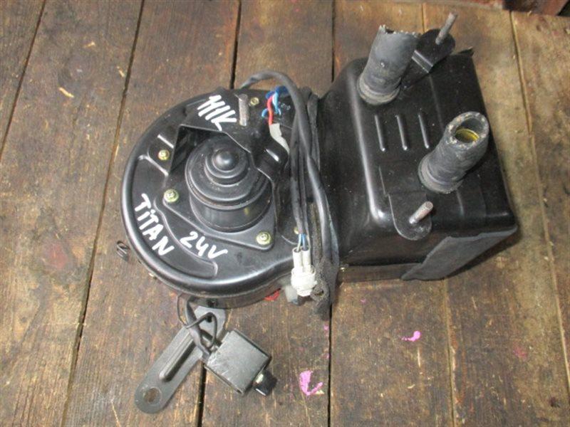 Мотор печки Mazda Titan (б/у)