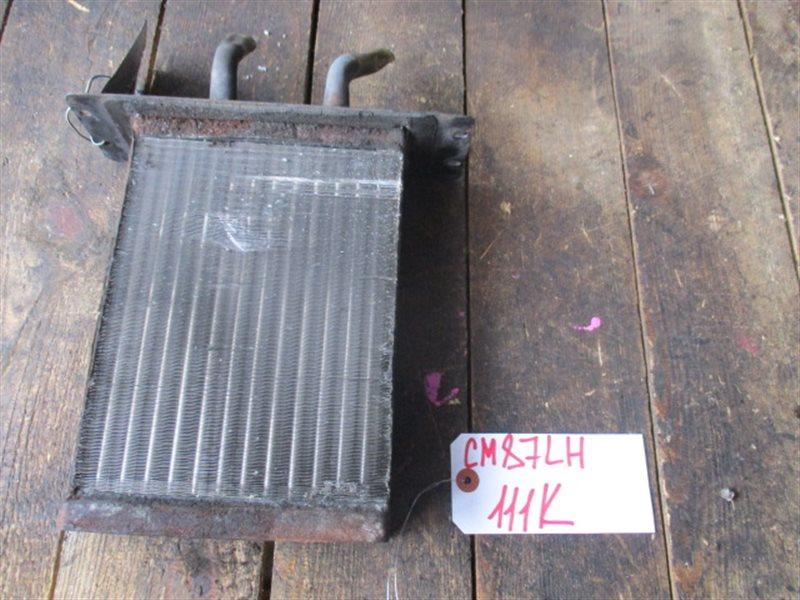 Радиатор печки Nissan Condor CM87 (б/у)
