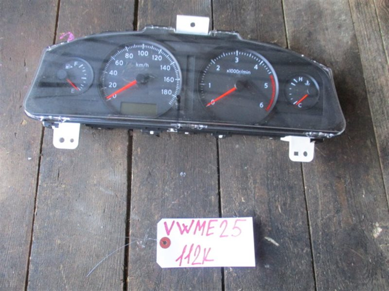 Спидометр Nissan Caravan E25 (б/у)