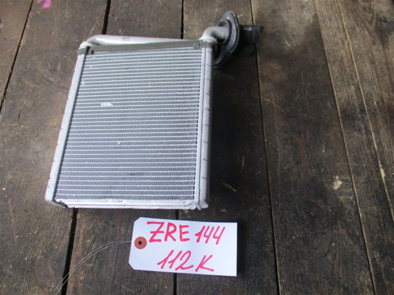 Радиатор печки Toyota Fielder ZRE144 (б/у)