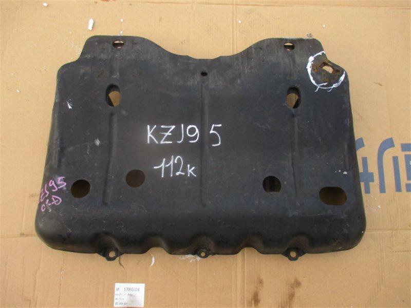 Защита двигателя Toyota Prado KZJ95 (б/у)