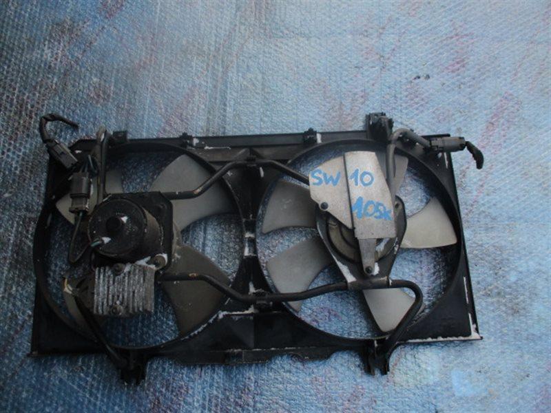 Диффузор радиатора Nissan Avenir W10 (б/у)
