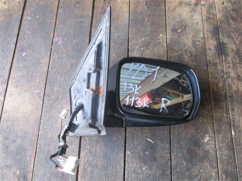 Зеркало Honda Mdx YD1 правое (б/у)