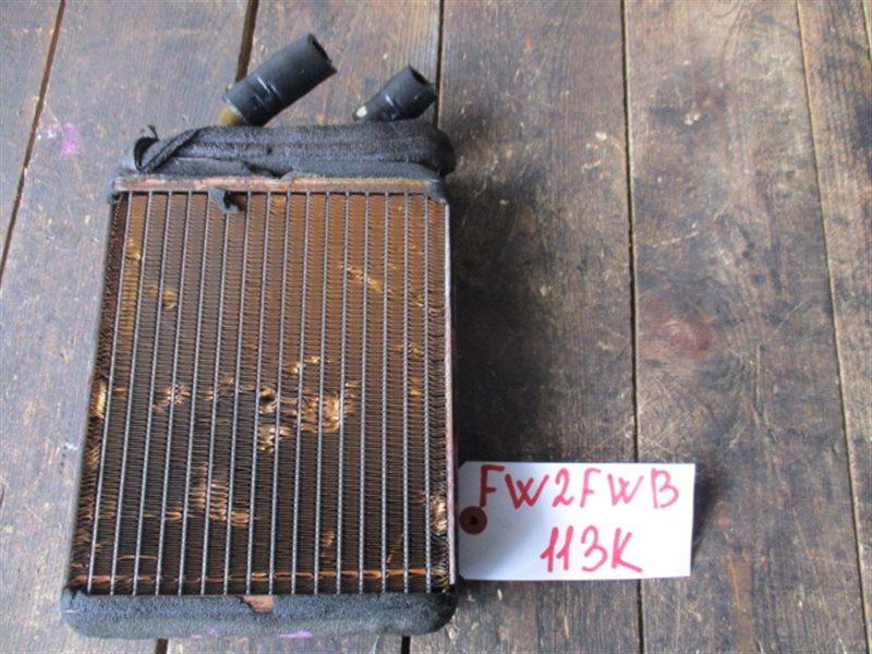 Радиатор печки Hino Profia FW2FWB (б/у)